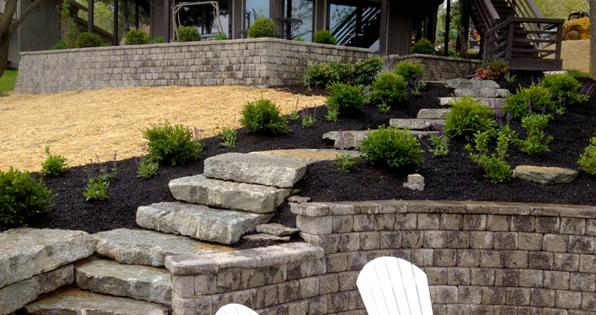 creative landscaping