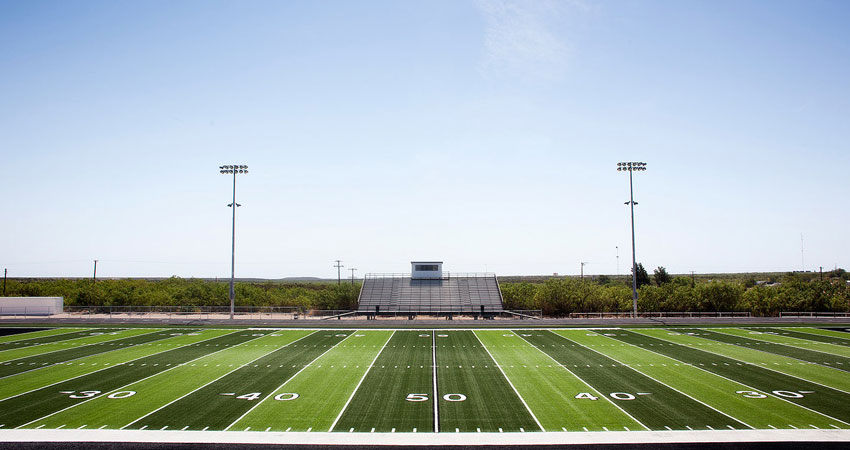 Football Athletic Field